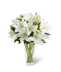 The FTD Light In Your Honor(tm) Bouquet from FlowerCraft in Atlanta, GA